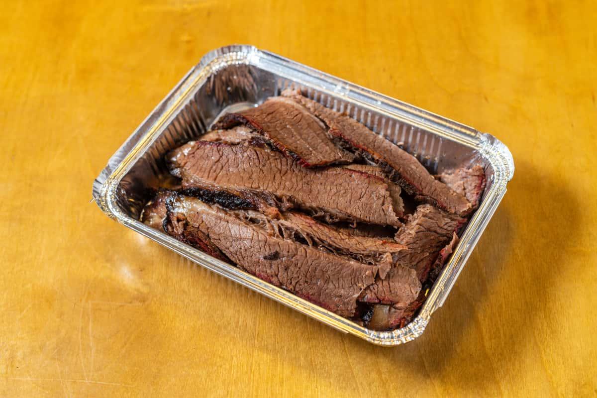 Beef Brisket (Sliced)