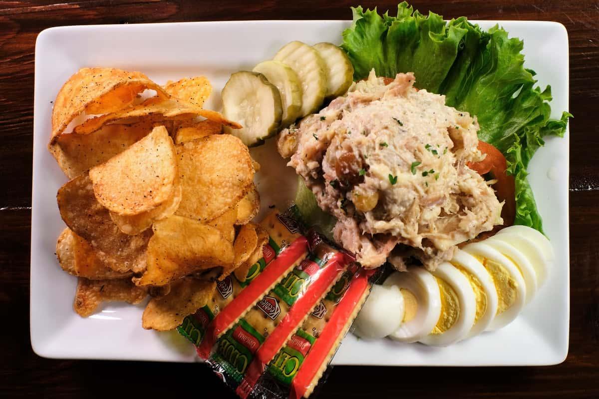 Chicken Salad Plate