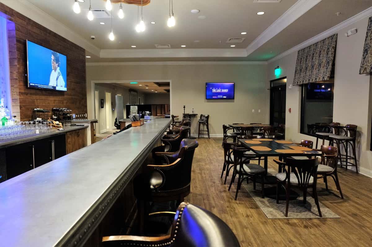 restaurants bar