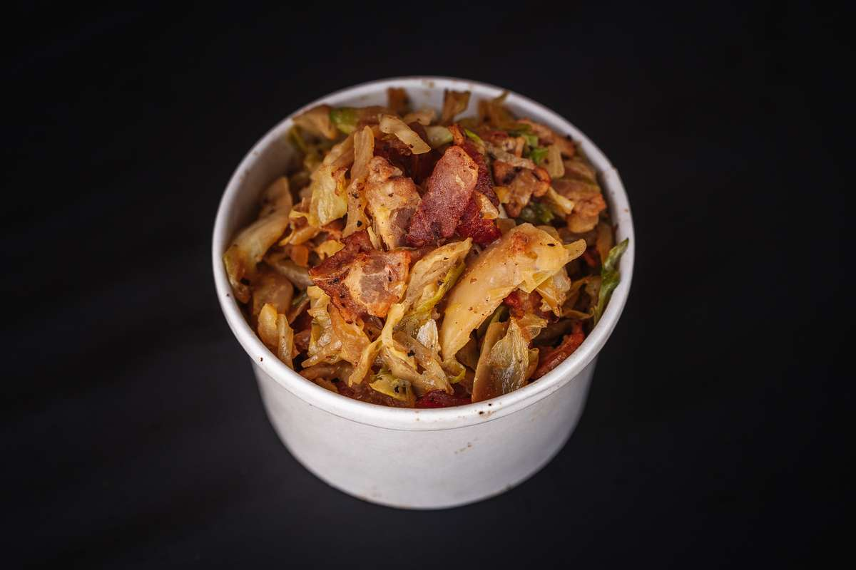 Country Cabbage with Bacon