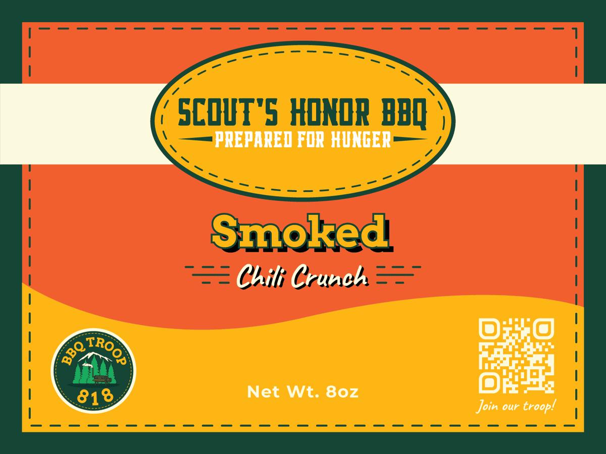 Smoked Chili Crunch - 8oz