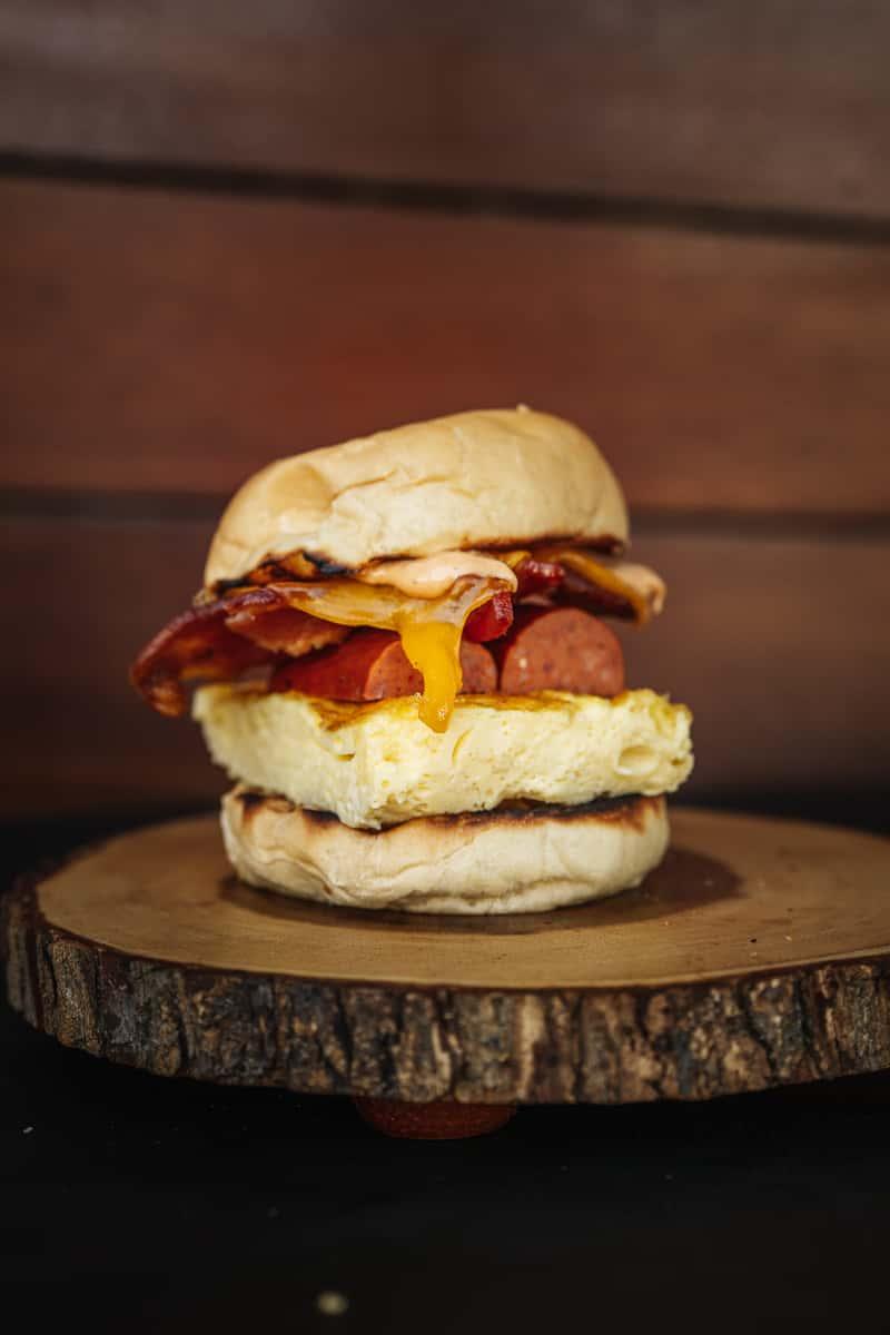 Burbank Breakfast Sandwich