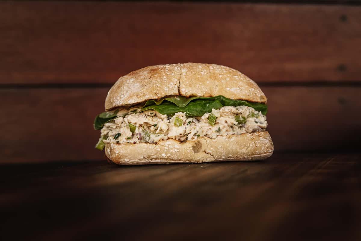 Hiker Chicken Salad Sandwich