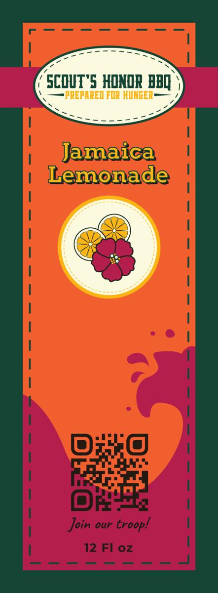 Jamaica Lemonade