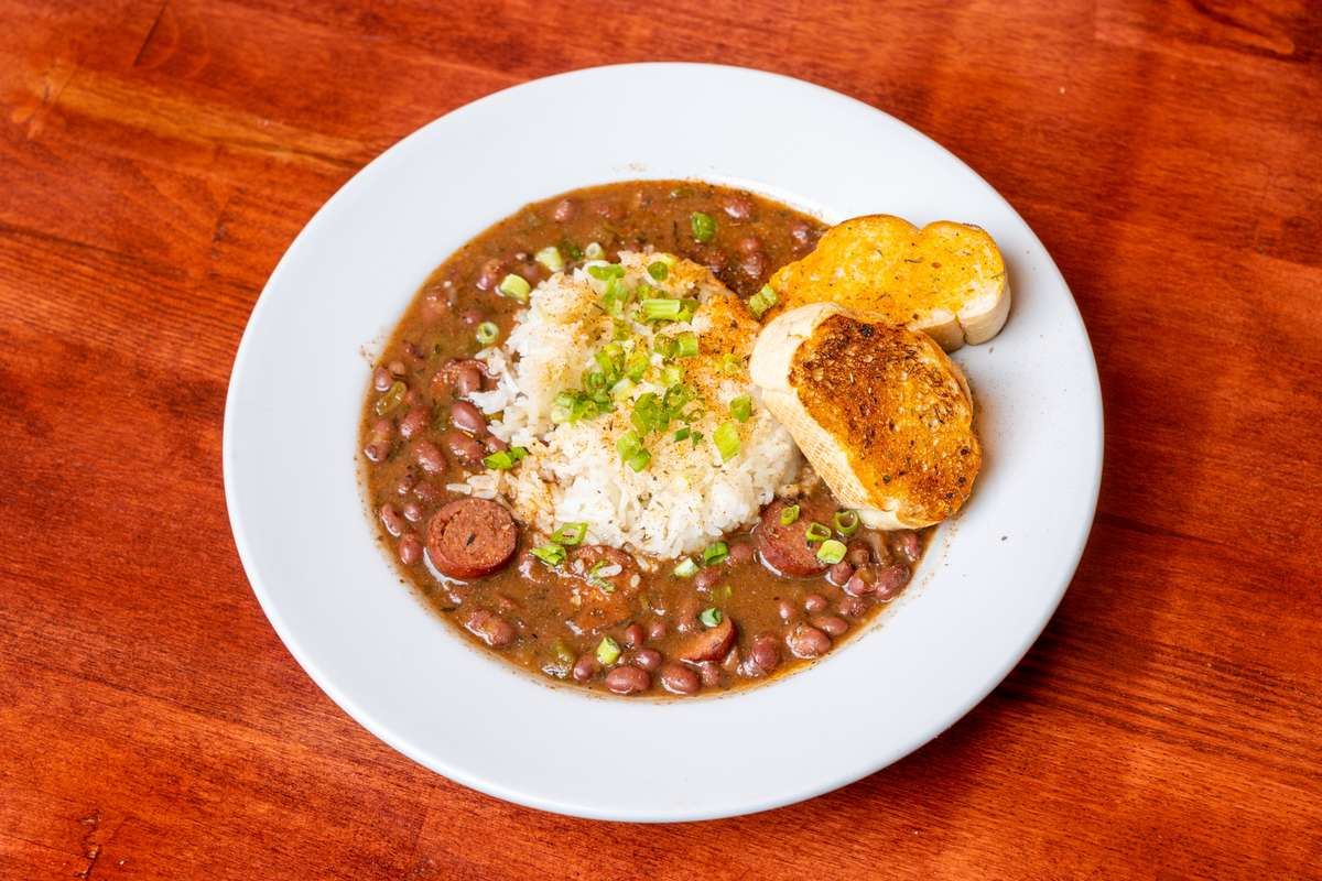 Red Beans & Sausage