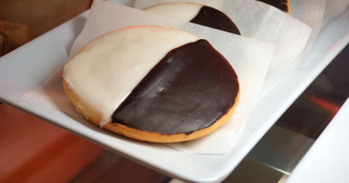 NY Famous Black & White Cookie