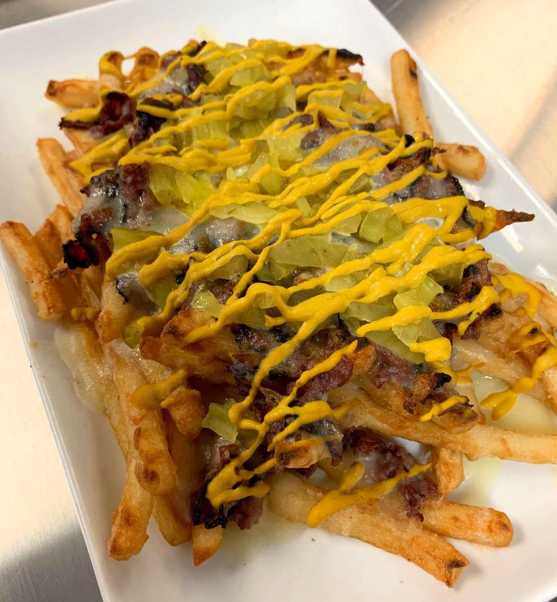 Pastrami Fries