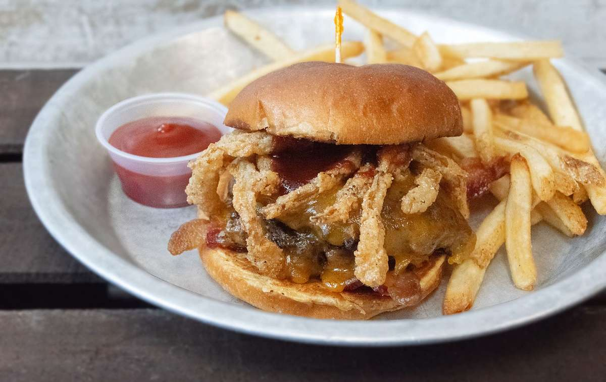 Smokehouse Burger*