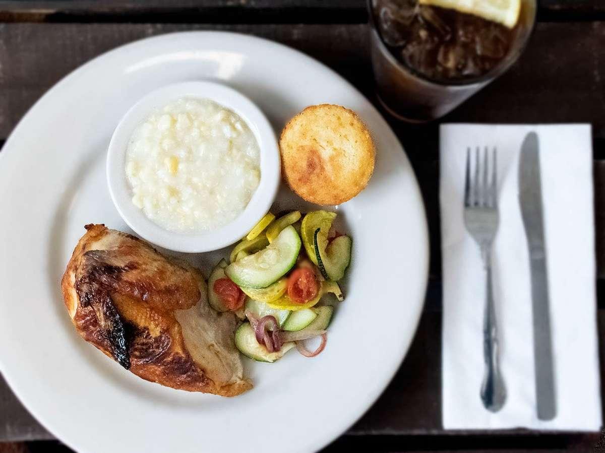 Roasted Chicken*