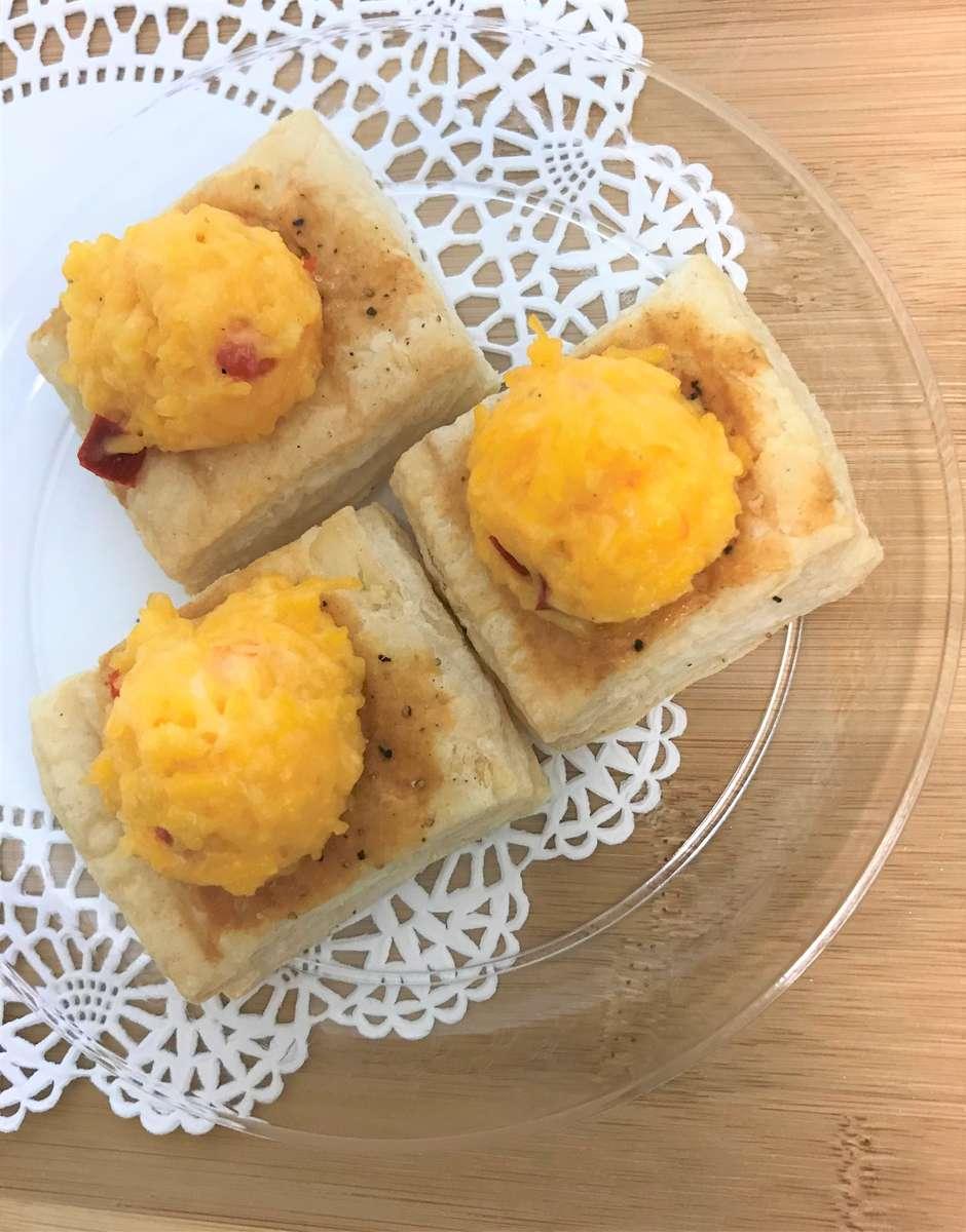 Pimento Cheese Pastry