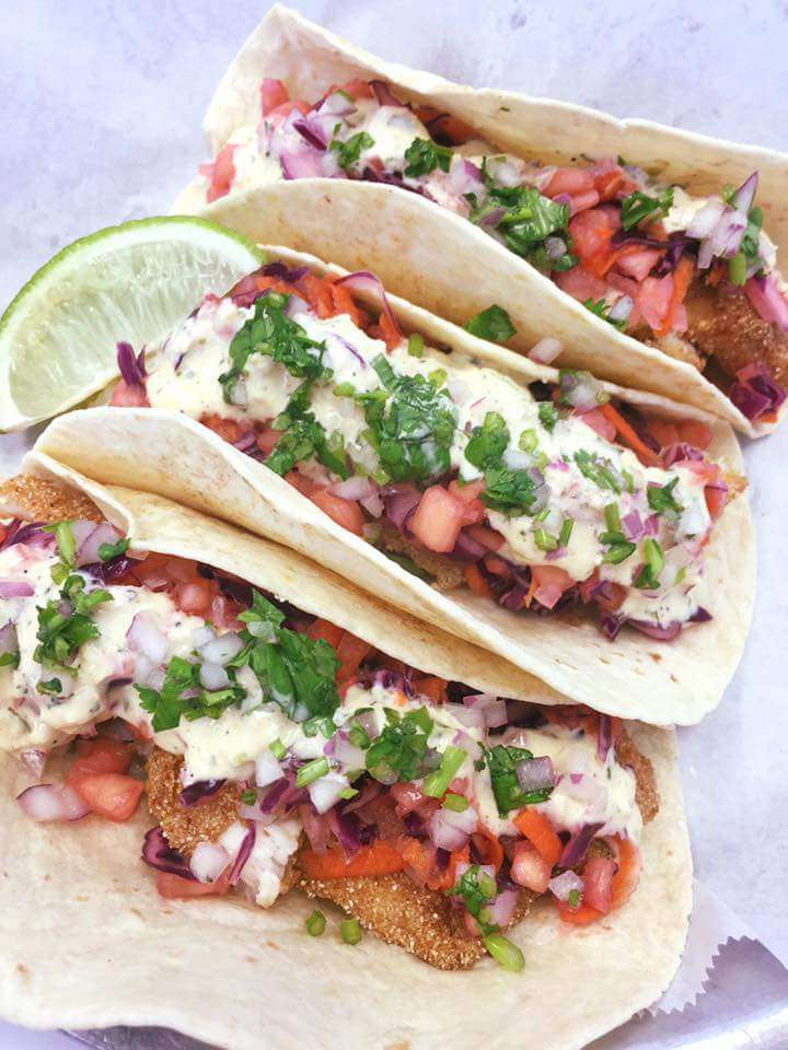 Special: Fish Tacos