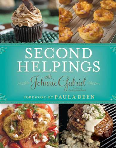 second helpings with johnnie gabriel book cover