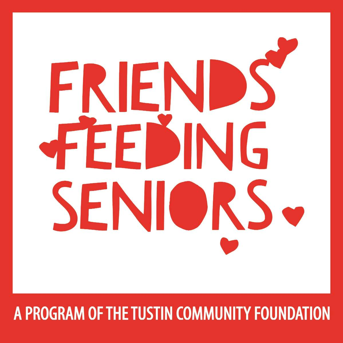 Supporting Your Local Community 1 Senior at a time!