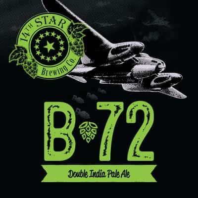 14th Star - B-72