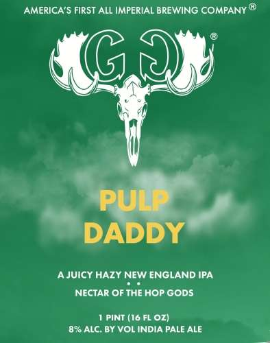 Greater Good Pulp Daddy - 12oz