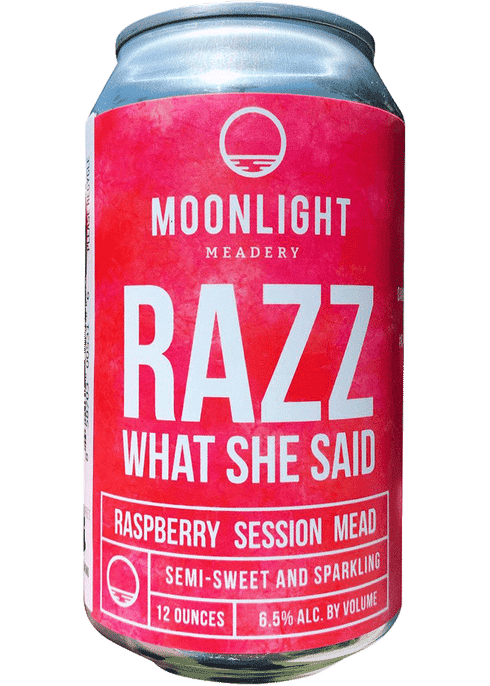 Moonlight Meadery - Razz What She Said