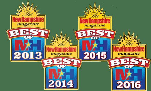 the new hampshire magazine - best of NH awards