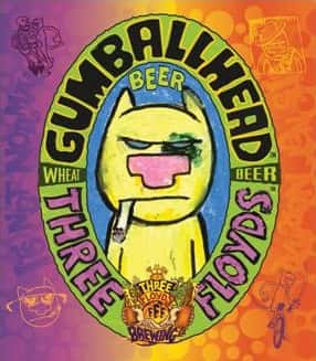3 Floyds Brewing - Gumballhead