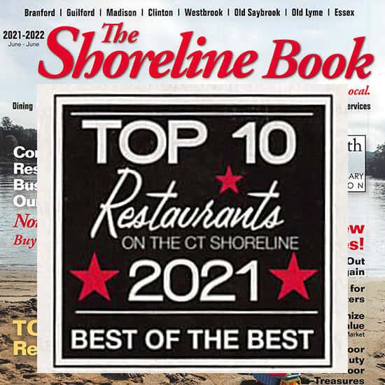 Shoreline Book Cover 2021