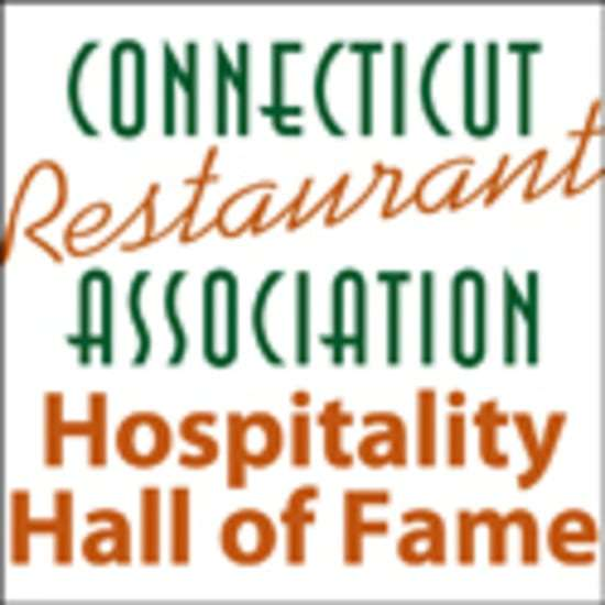 Connecticut restaurant assoc. Hospitality Hall Of Fame