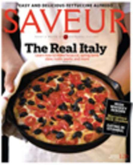 Saveur Magazine May 2009