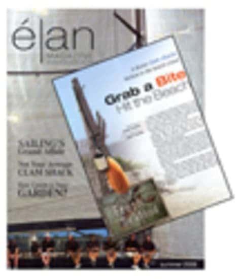 Elan Magazine 2008
