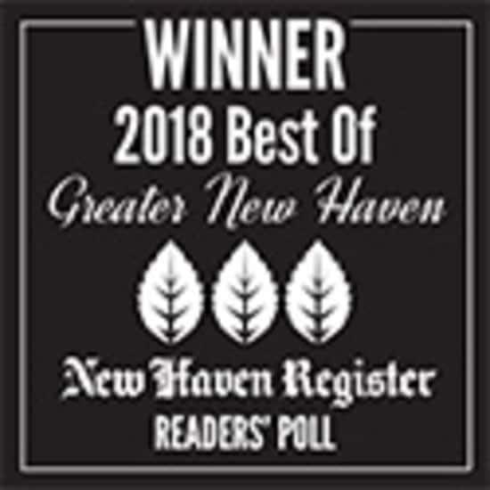 2018 winner of new haven register readers poll