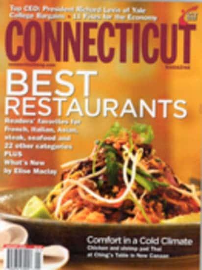 ct best restaurants magazine