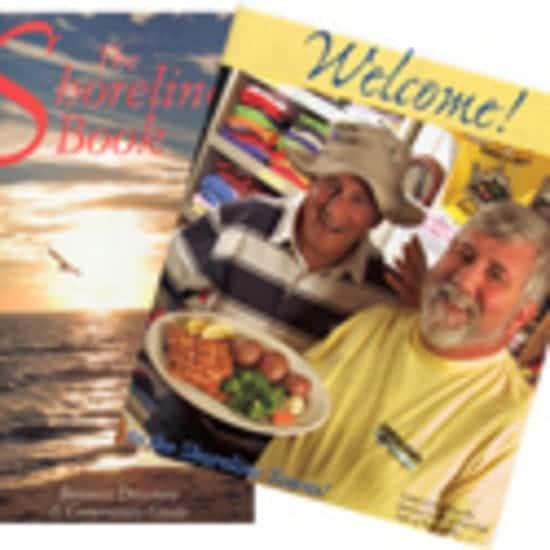 2008 Shoreline Book