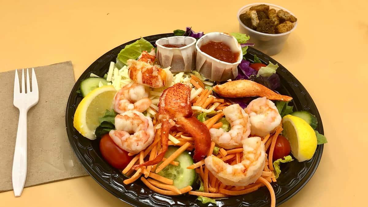Combination Salad Plate