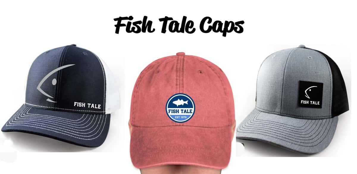 Fish Tale Caps