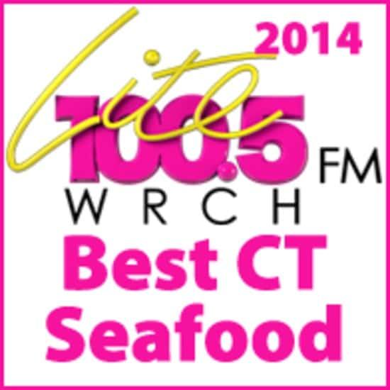 Lite 100.5 best seafood 2014
