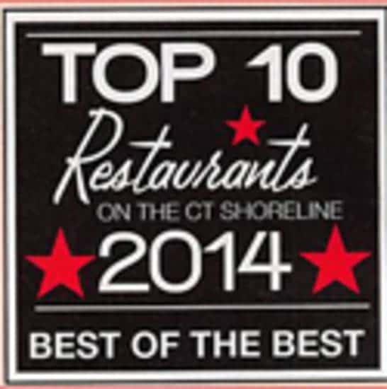 top 10 restaurants 2014
