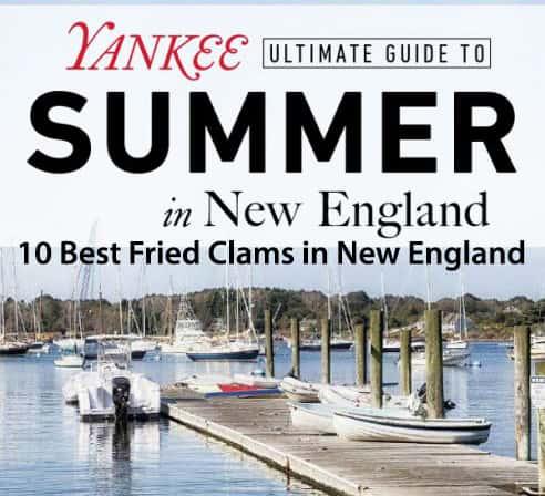 2020 Yankee Magazine Guide to Summer