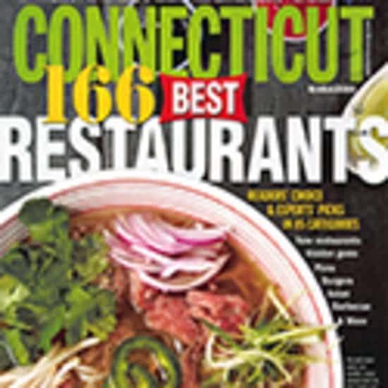 Connecticut 166 best restaurants
