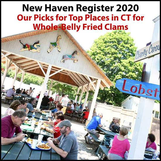 NHR Best Fried Clams