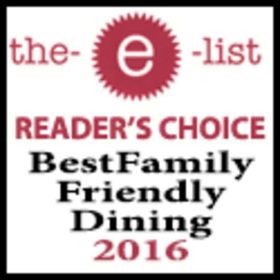 best family friendly dinning 2016