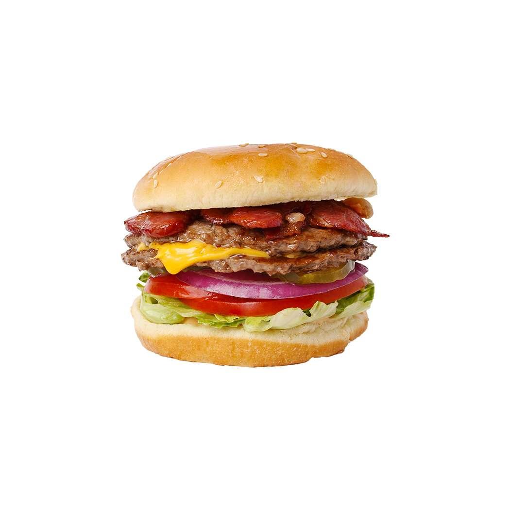 5. Double Bacon