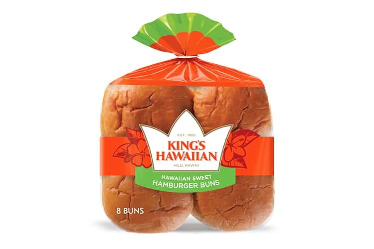 KING'S HAWAIIAN® || Hamburger Buns