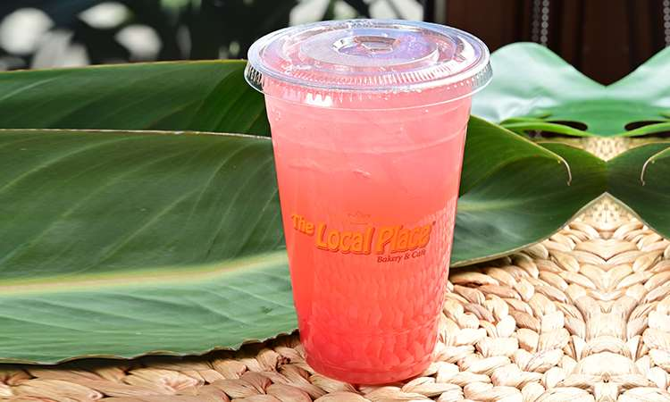 Pink Guava Lemonade