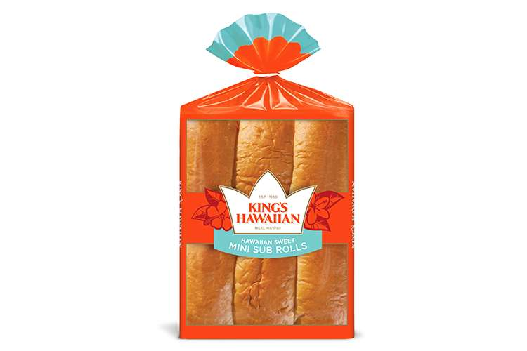 KING'S HAWAIIAN®    Mini Subs