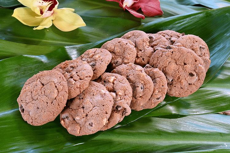 COOKIE BAG    Chocolate Chip Macadamia Nut Cookies