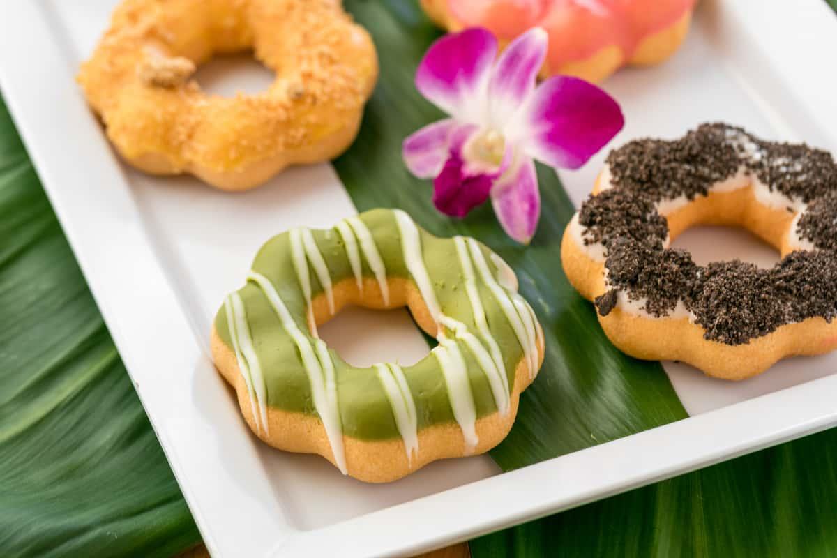 Mochi Donuts