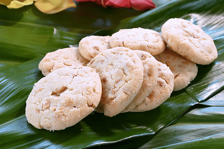 COOKIE BAG || Macadamia Nut Cookies