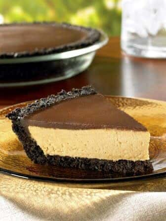 Kenny's Peanut Butter Chocolate Pie