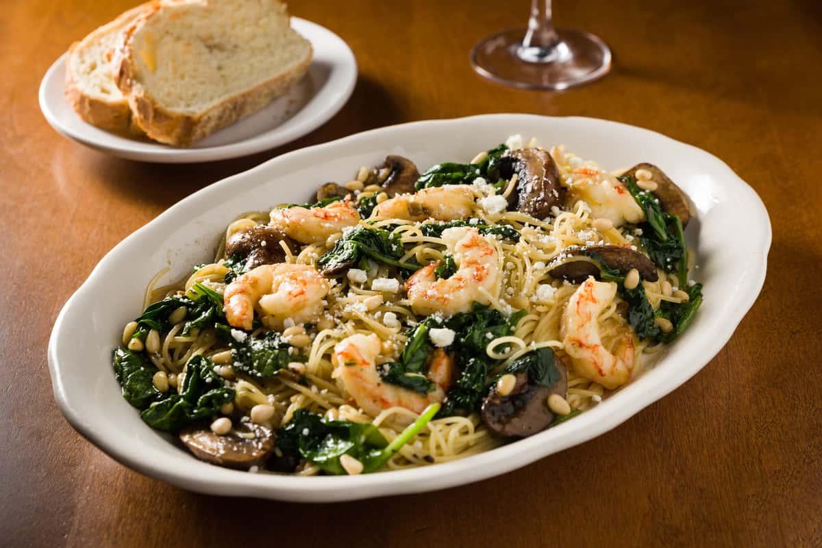 Shrimp Portofino