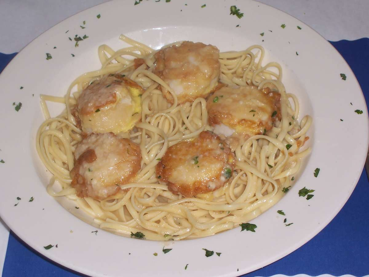 Scallops French