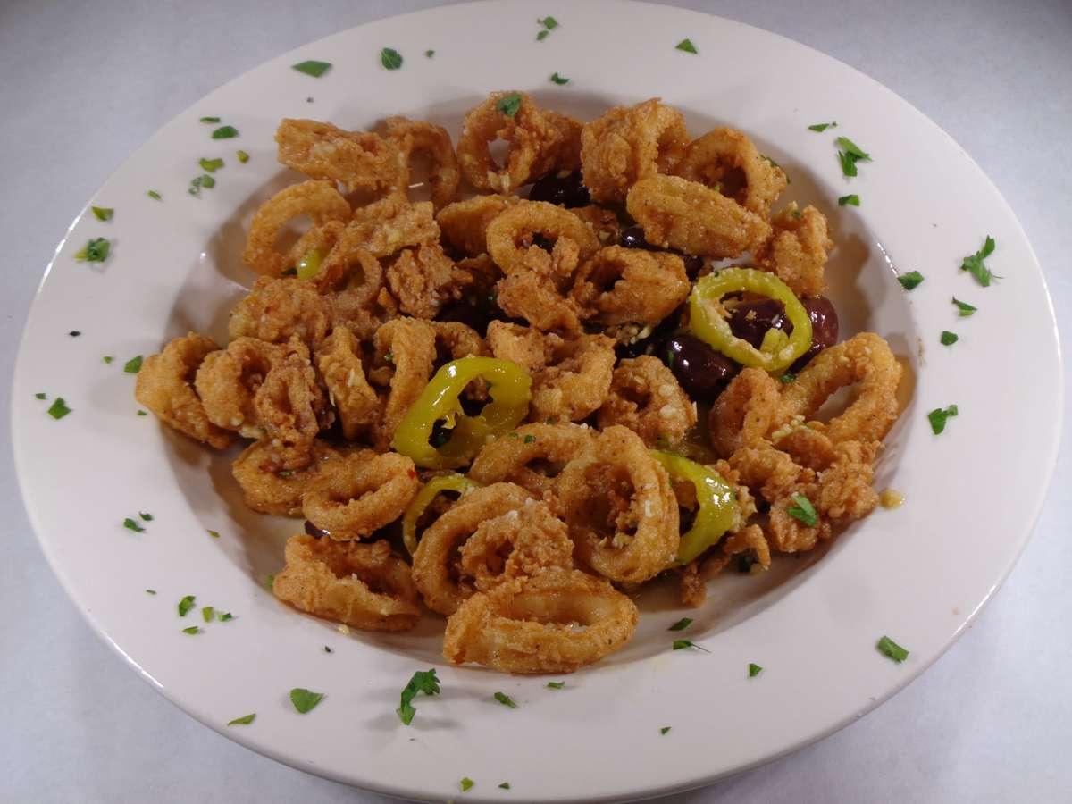 Calamari Toscana