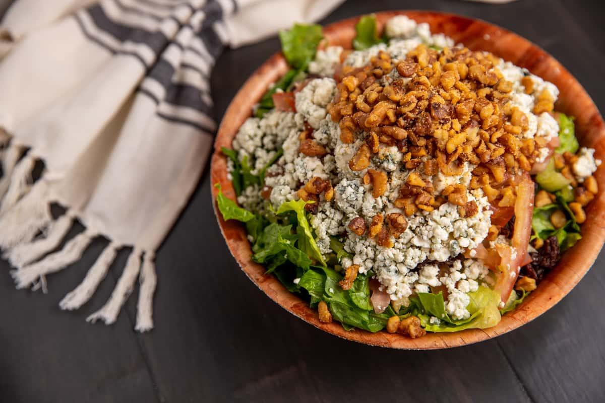 Bleu Cheese Walnut Salad