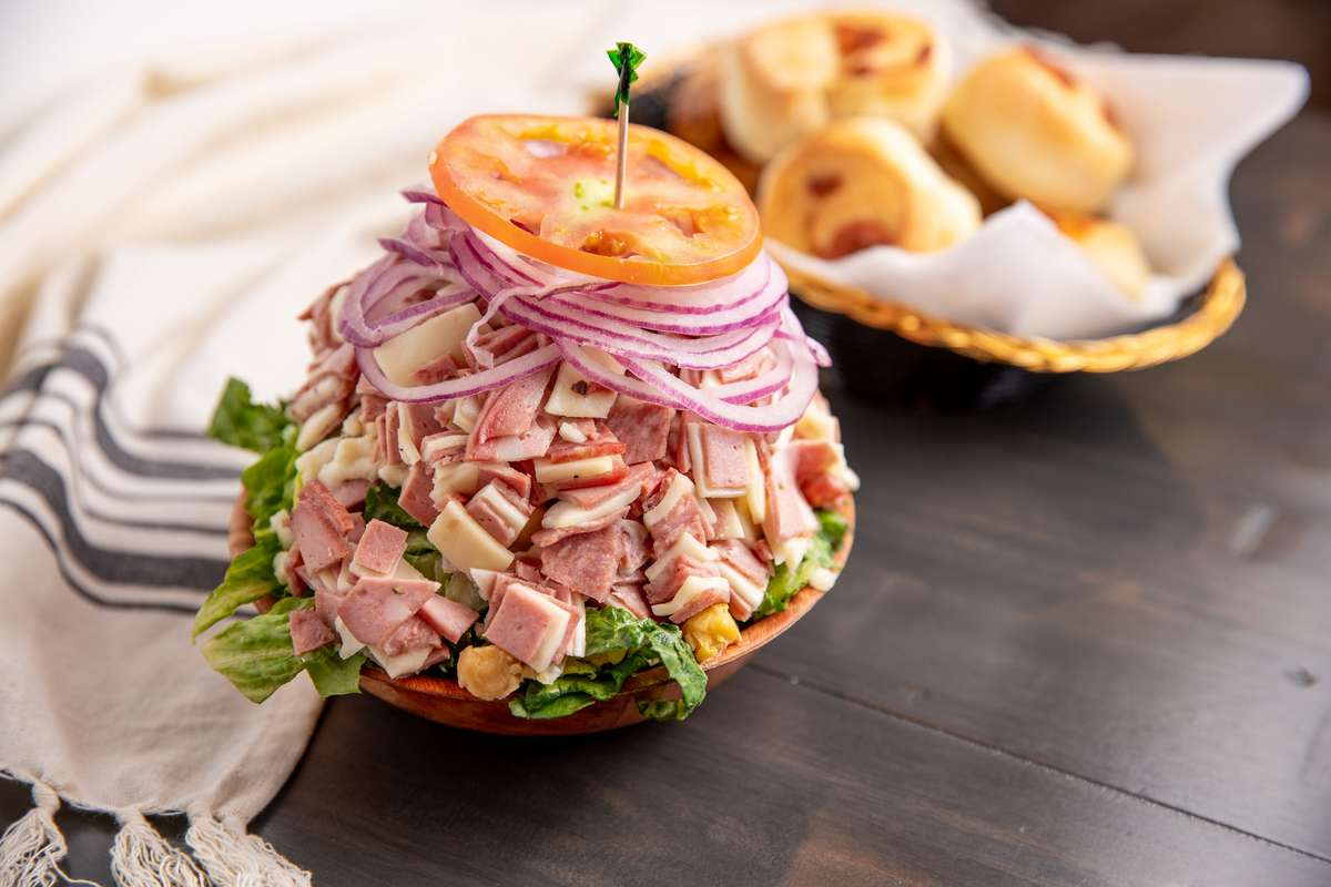 Our Famous Antipasto Salad